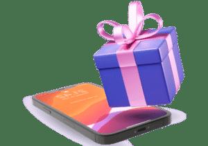 mobile gift